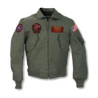 Top Gun Ma-1 Bomber Jacket