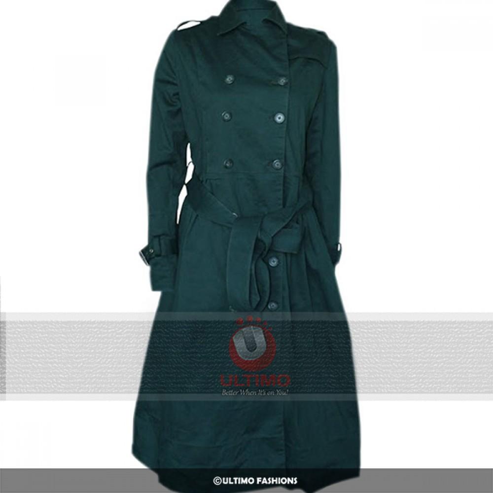 Rebecca Ferguson Mission Impossible 5 Coat