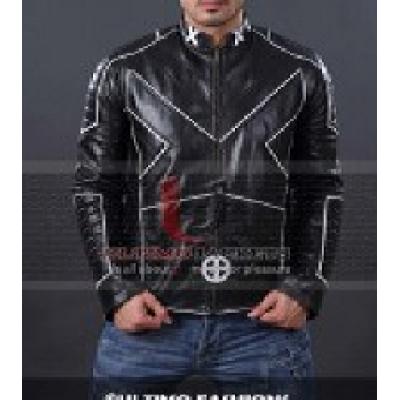 X Men Wolverine Hugh Jackman Leather Jacket