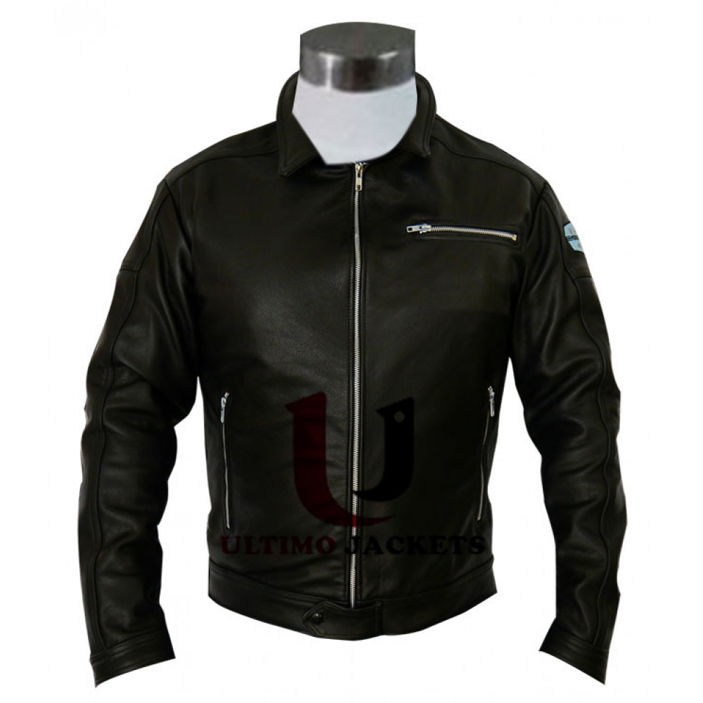Need for Speed Aaron Paul Slim-fit Stylish Leather Jacket