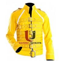 Freddie Mercury Concert Leather Jacket