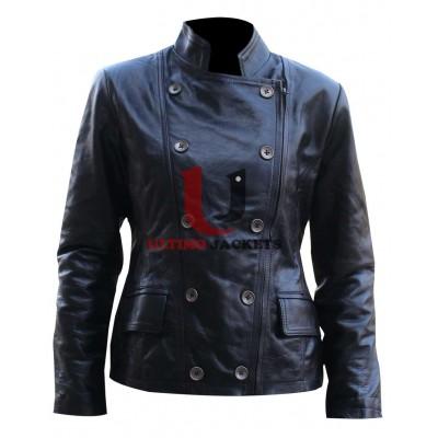 The Twilight Saga Leather Jacket For Women