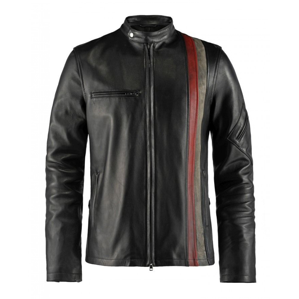 X Men Cyclops Scott Leather Jacket