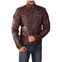 Guardians of the Galaxy (Peter Quill) Leather Jacket