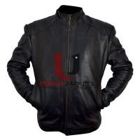 Red 2 Black Bruce Willis (Frank Moses) Leather Jacket