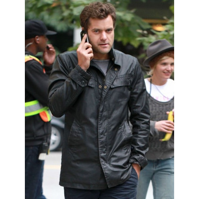 Fringe Season 5 Peter Bishop Leather Jacket