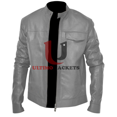Movie Transformers 3 Shia Labeouf Leather Jacket