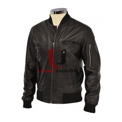 Money Never Sleeps Wall Street 2 (Shia Labeouf) Leather Jacket