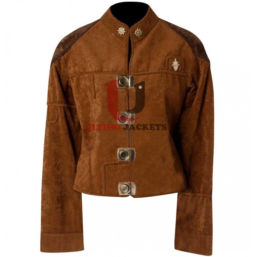 Battlestar Galactica Colonial Warrior Viper Pilot Leather Jacket