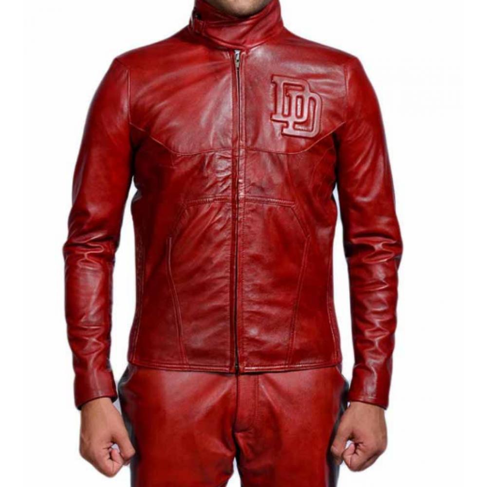 Daredevil Ben Affleck Red Jacket