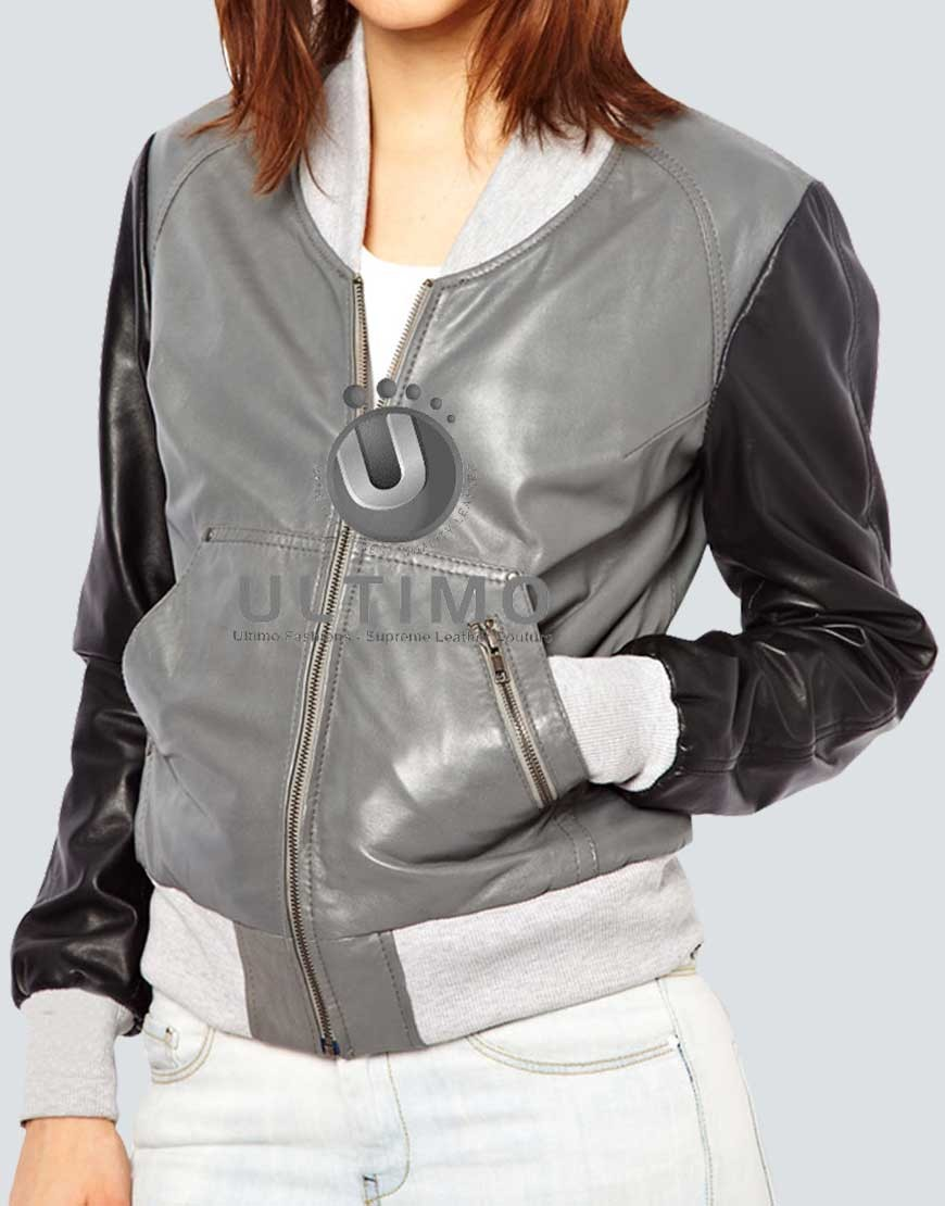 Find great deals on eBay for womens grey bomber jacket. Shop with confidence.