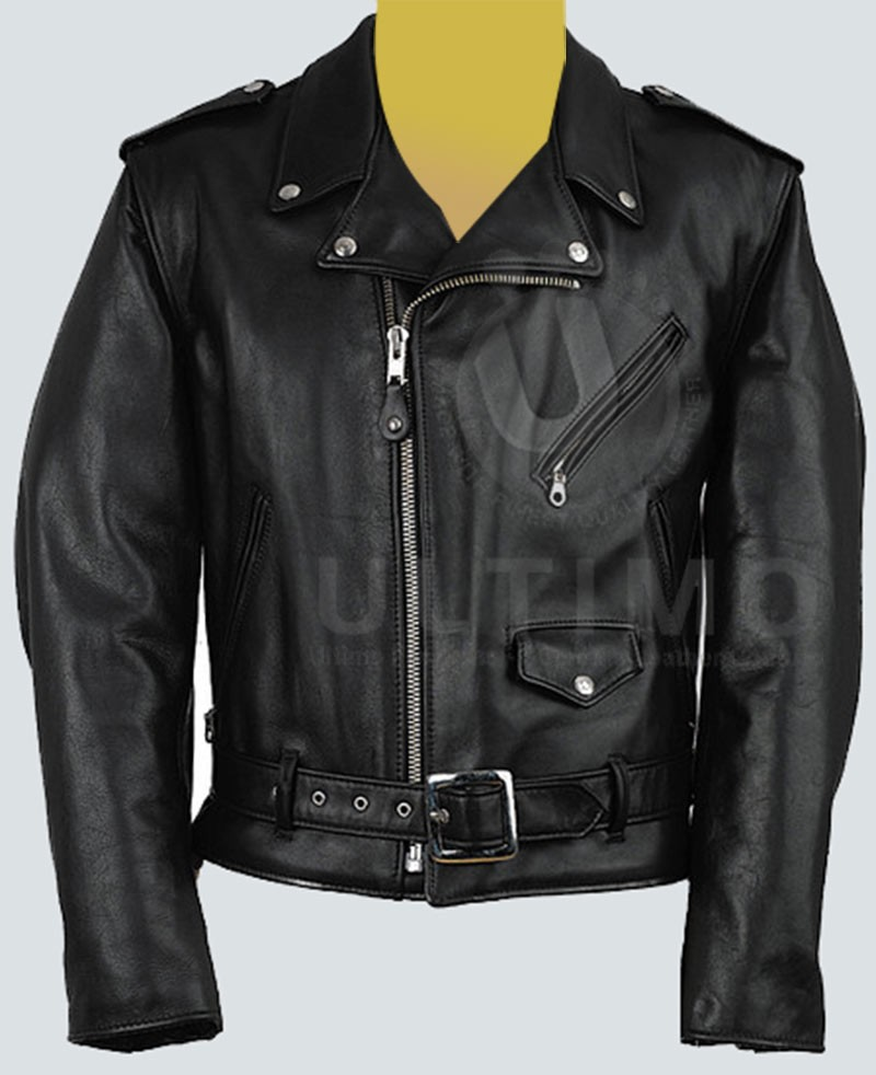 The Wild One (Johnny Strabler) Biker Leather Jacket