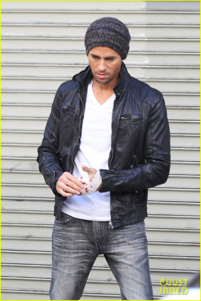 Enrique Iglesias Leather Jacket For Sale is an inspiration ...
