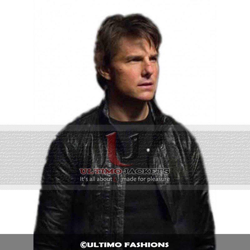 ffb13ab7a32c Mission Impossible 5 Leather Jacket Rogue Nation